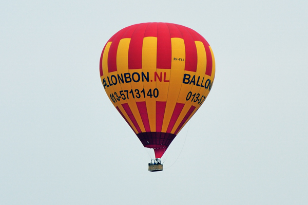 Balloon over Aalst