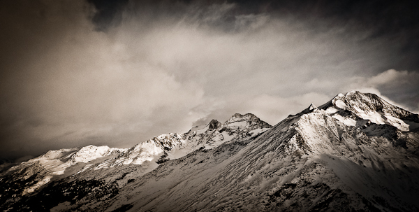 Mountains of Saas-Fee