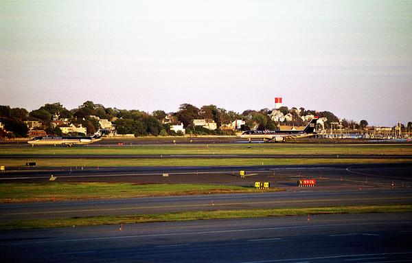 Airport Boston