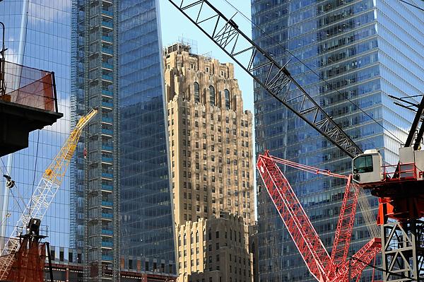 Ground zero 2011