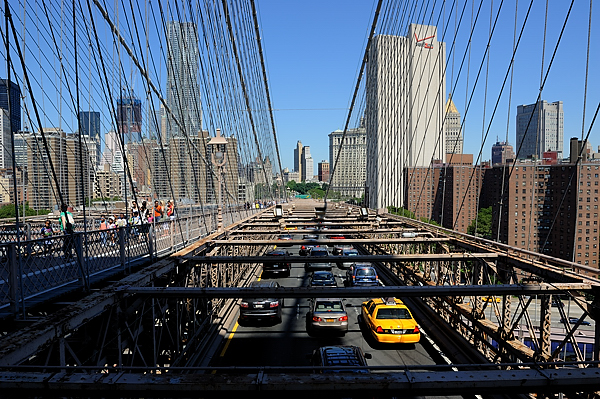 Traffic from Brooklyn