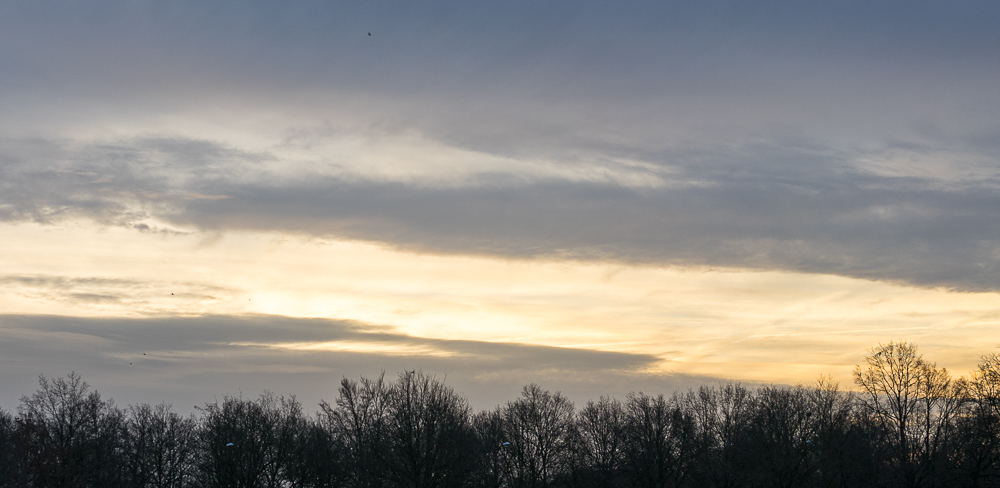 December 20th, 2015 – Morning sky