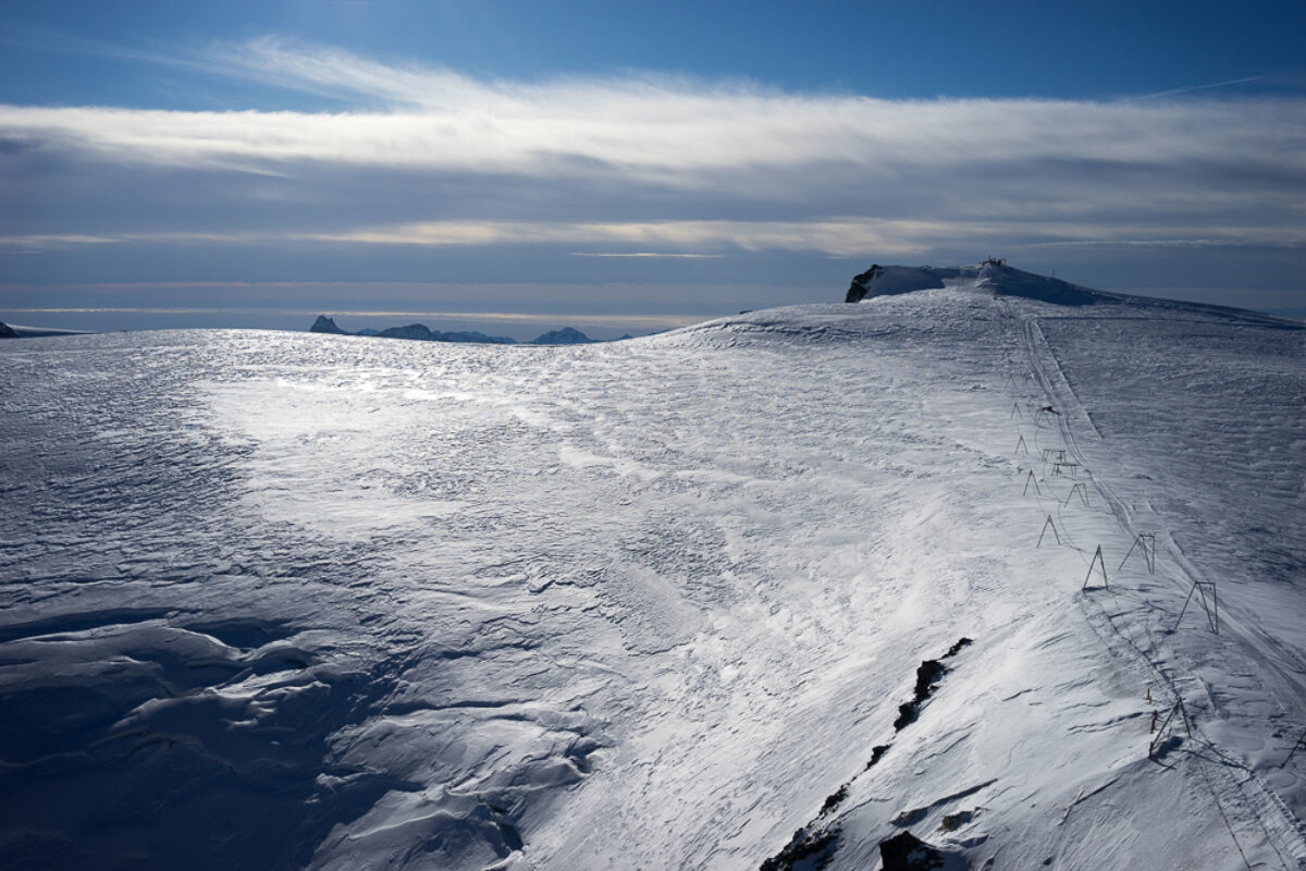 February 9th, 2016 – Little Matterhorn Glacier
